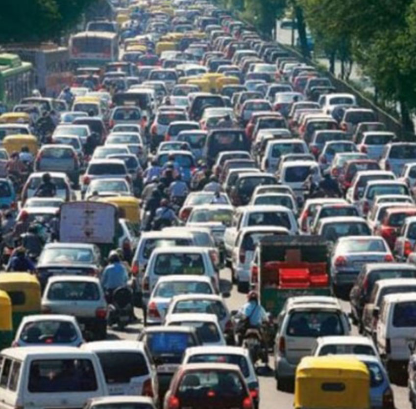 INDIA SET TO MICRODOT ALL VEHICLES!