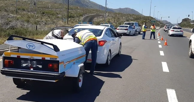 Despite SA's high crime levels, vehicle theft was on a downward trend in 2020